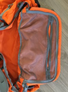 Vango Force 10 Caldera 80L Duffle Review 011-009