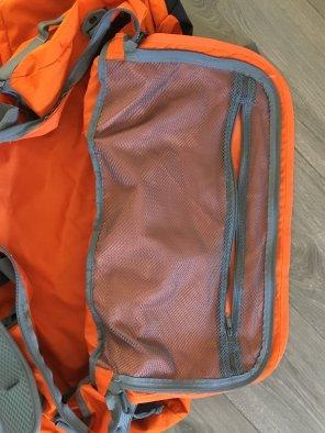 Vango Force 10 Caldera 80L Duffle Review 011-009