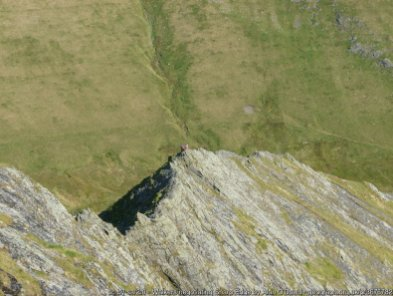 Best Walks from Keswick in the Lake District - Blencathra Sharp Edge