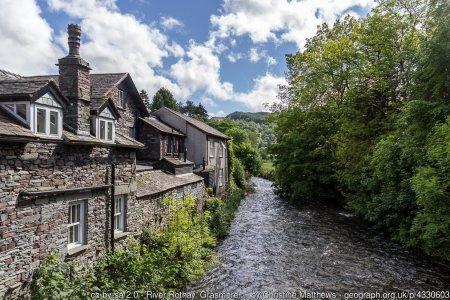 Easy Grasmere Riverside Walk