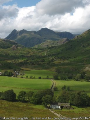 Great & Little Langdale Circular Walk