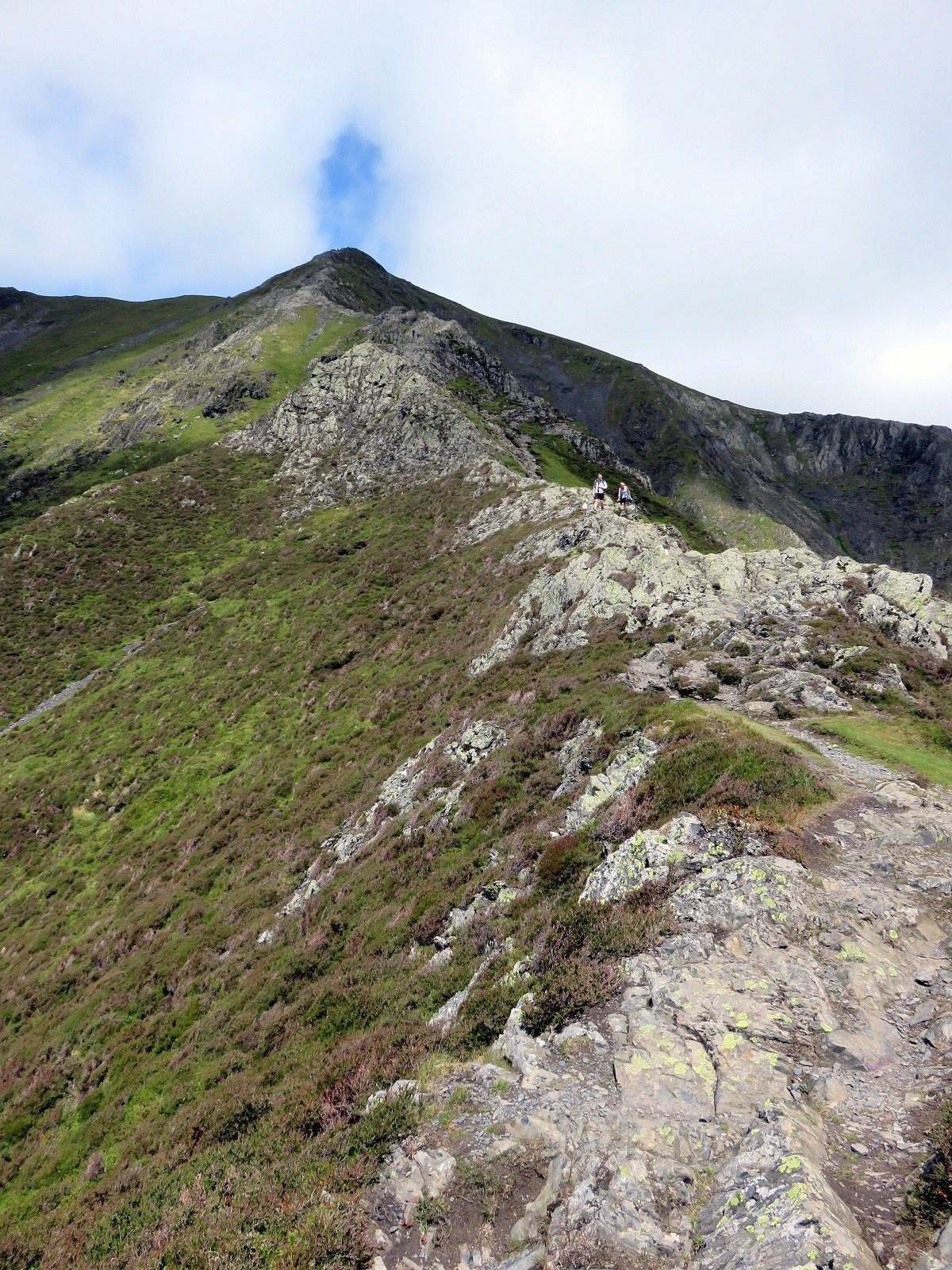 Blencathra via Halls Fell Ridge