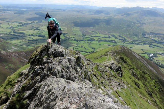 8 Blencathra - The Highest Mountains In England - The Top 25