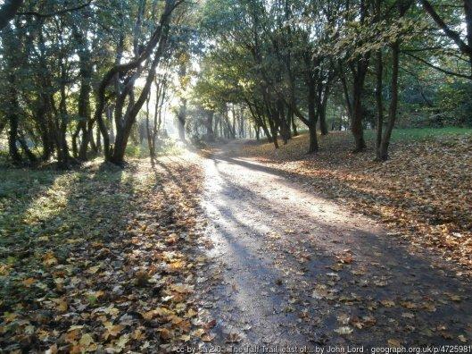 Cambrian Way Stage 1 – Caerdydd to Risca