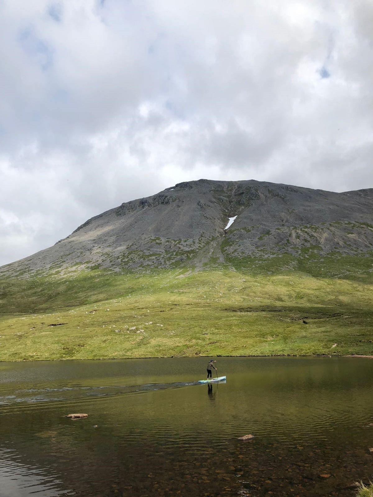 SUP Hike