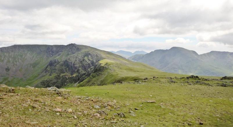 High Stile from Red Pike