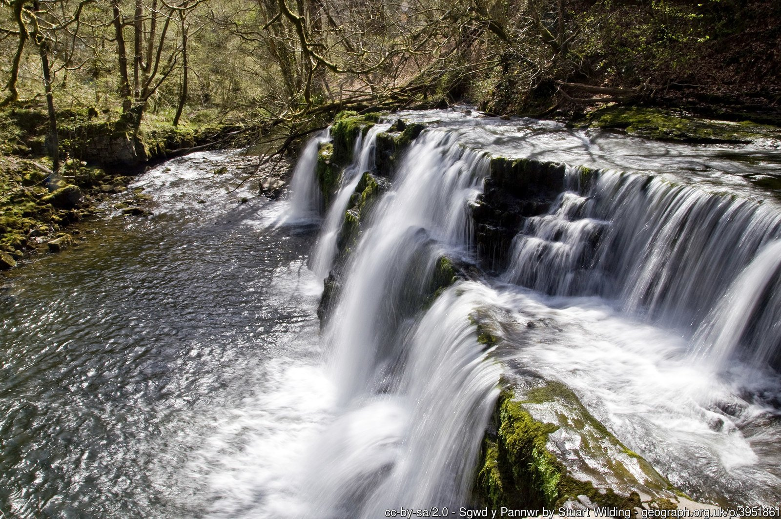 Brecon Beacons Waterfall Country Walk- Four Falls Trail to Sgwd yr Eira and Sgwd y Pannwr