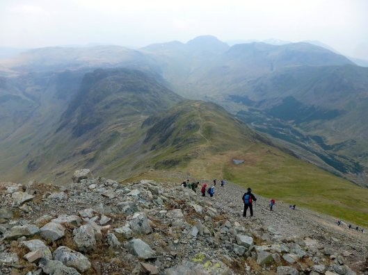 Buttermere and High Stile Walk