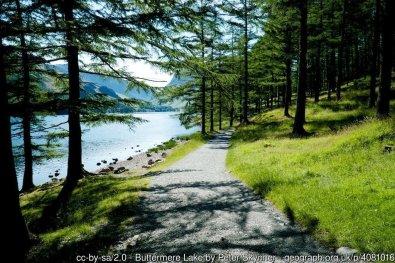 Buttermere Lakeside Walk