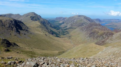 Pillar and Ennerdale
