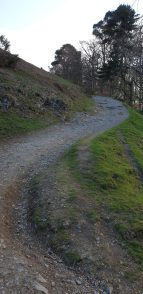 Walk up Long Mynd from Church Stretton