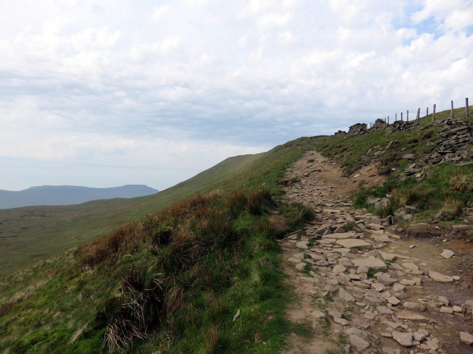 Walk up Whernside from Ribblehead