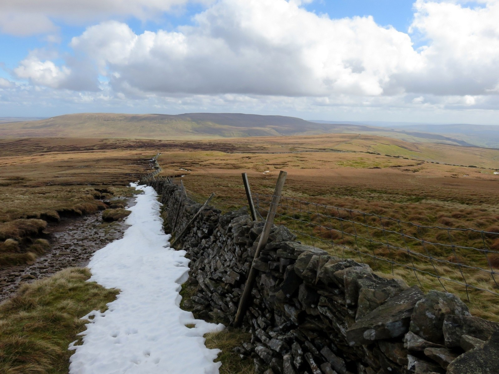 Walk up Buckden Pike via Buckden Beck