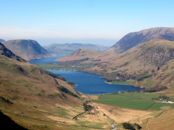 Best Walks from Buttermere