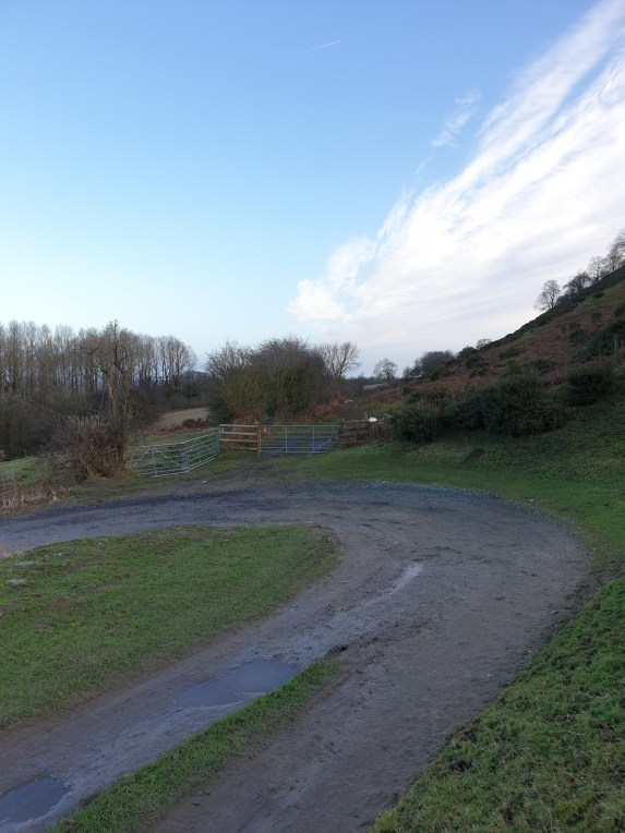 Walk up The Lawley