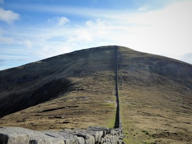 Walk up Slieve Commedagh via Glen River