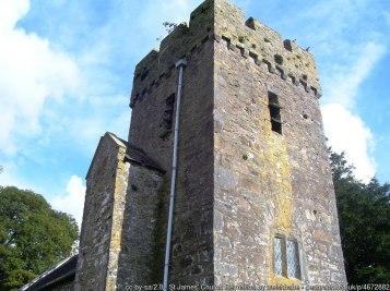 St James' Church Reynalton