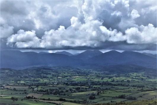 10.3 Walk up Cratlieve - Dromara Hills