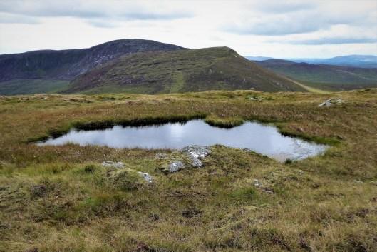 Walk up Five Mourne Peaks