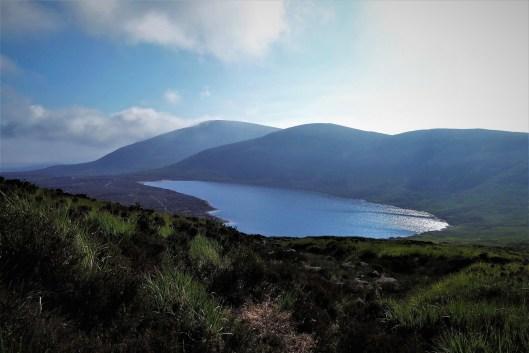 11.2 Lough Shannagh Walk up Slieve Muck, Slievenaglogh and Doan