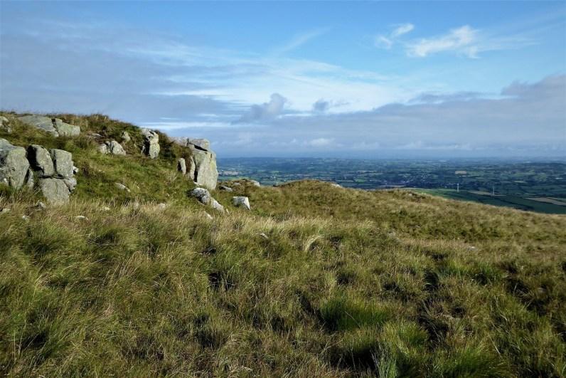 12.0 Walk up Cratlieve - Dromara Hills