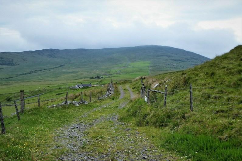 13.0 Walk up Cratlieve - Dromara Hills