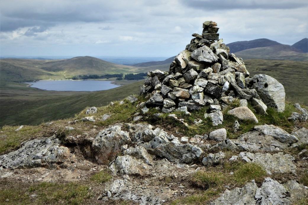 14.2 Five Mourne peaks