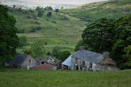 4.2 Walk up Cratlieve - Dromara Hills