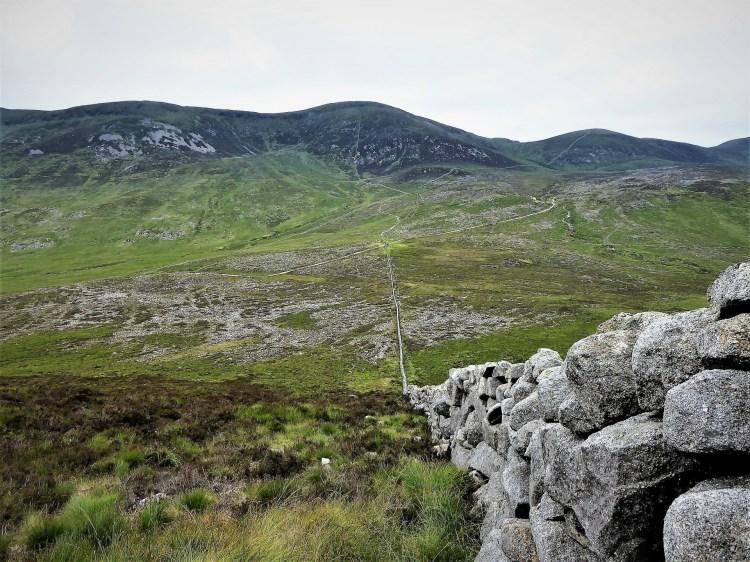 Walk up Slieve Muck, Slievenaglogh and Doan