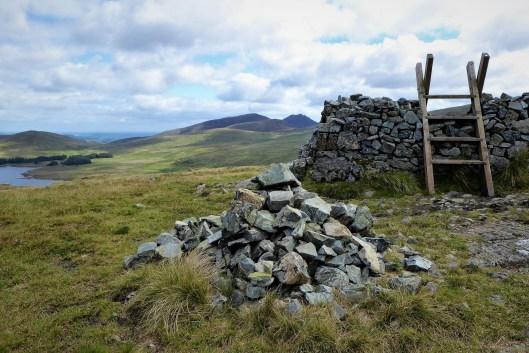 9.1 Five Mourne peaks