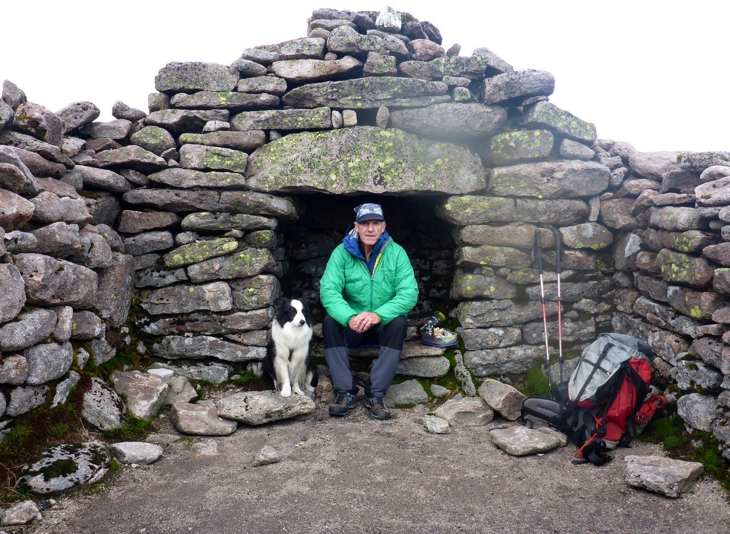Walk up Ben Macdui via Loch Avon & Loch Etchacan