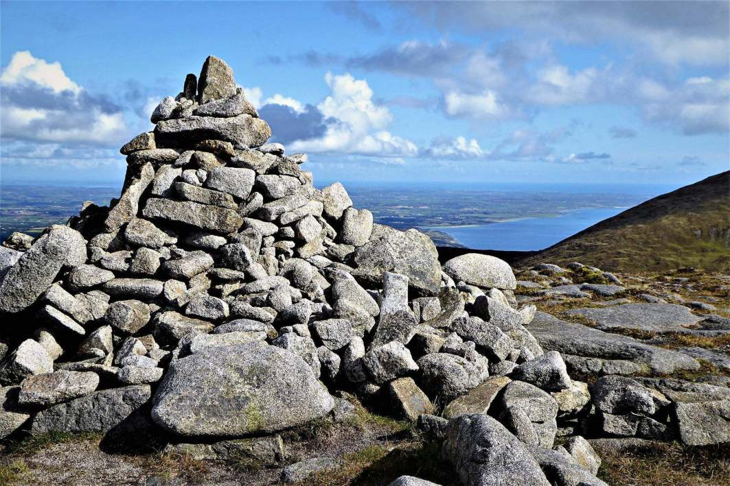 5.0 Slieve Commedagh via Hare's Gap