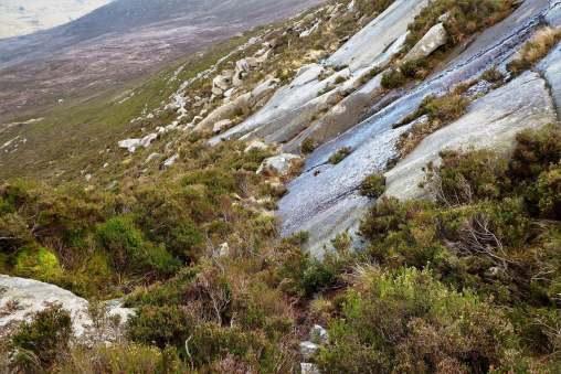 6.1 Chimney Rock Mountain via Carr's Face Quarry