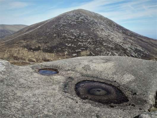 8.1 Chimney Rock Mountain via Carr's Face Quarry