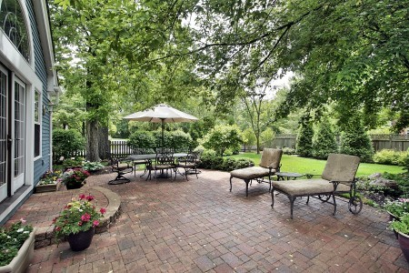 backyard paver ideas for fun functional outdoor living spaces by mudbug pavers construction