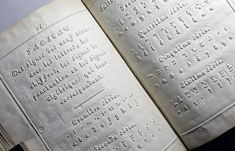 full braille book