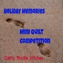 Holiday Memories button