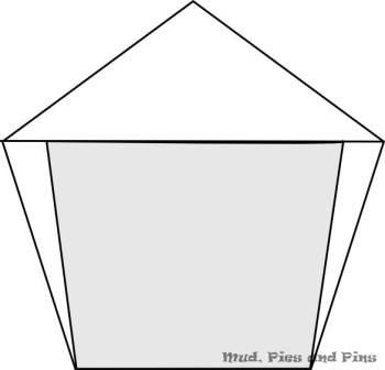 Fabric bowl tutorial | Mud, Pies and Pins