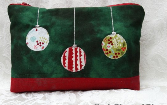 Ho, Ho, Ho and On We Sew - January