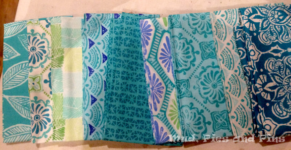 Horizon fabrics by Kate Spain | Mud, Pies and Pins