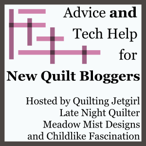 2015 New Quilt Bloggers Blog Hop