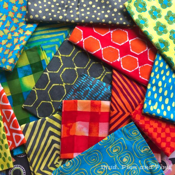 Malka Dubrawsky fabrics | Mud, Pies and Pins
