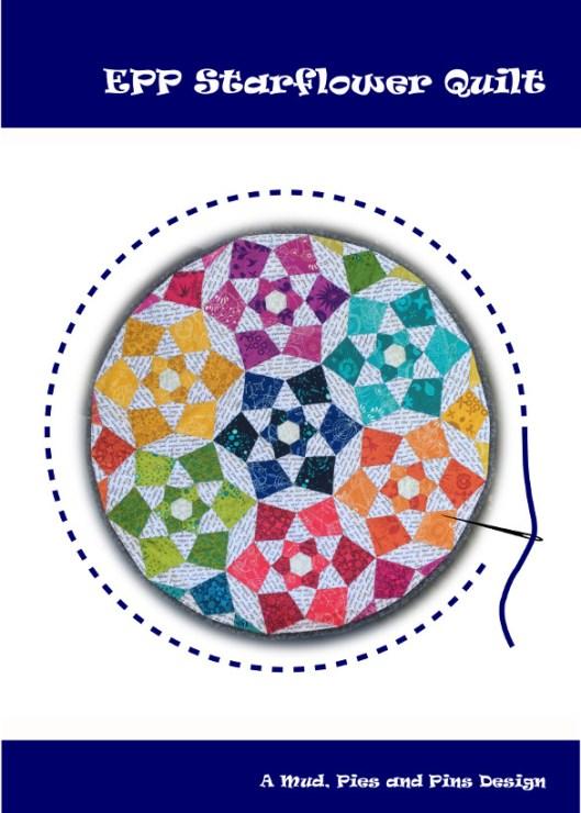 Starflower Mini Quilt Pattern   Mud, Pies and Pins