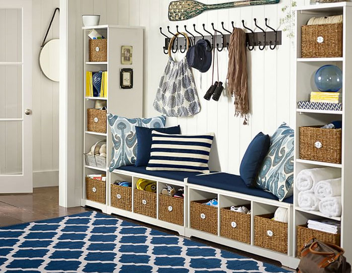 Easy Diy Mudroom Idea That Cuts Cost By 75