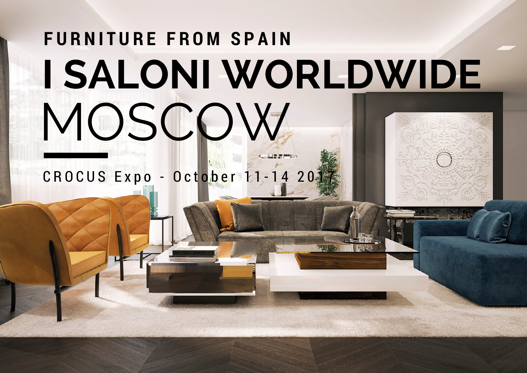Destination Russia 11 Spanish Furniture Companies On