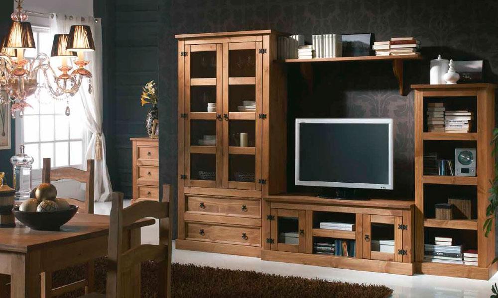 Comedores online muebles mueble home - Comedores rusticos modernos ...