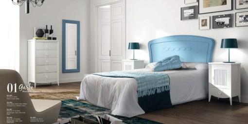 Composicion Dormitorio Garbo Garbo Romantic