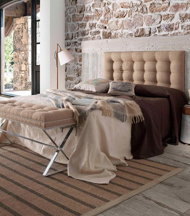 dormitorio rústico Dehesa