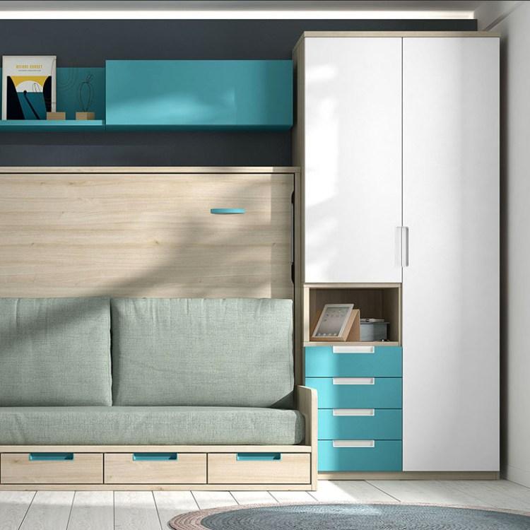 dormitorio Juvenil MAAS #1