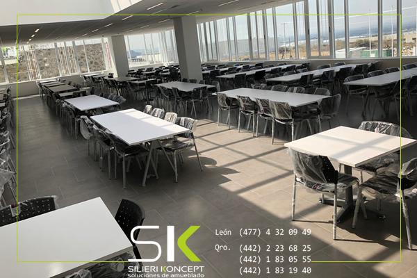 Comedores para empresas en Querétaro - México - Muebles de oficina ...